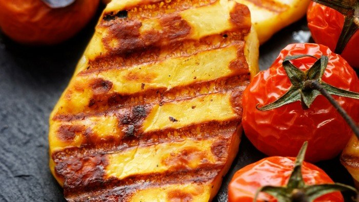 How To Fry Halloumi Cheese