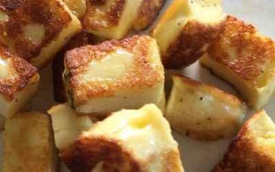 Olympus Cheese Talks Halloumi Cheesemaking on Talking Lifestyle Radio