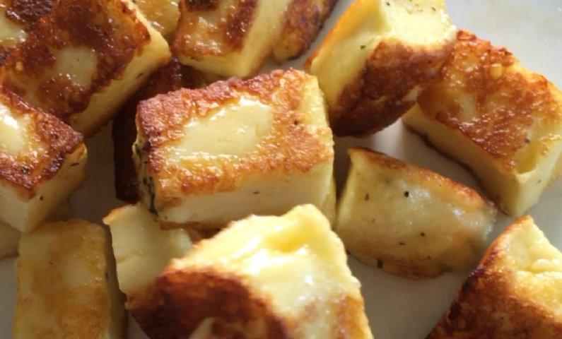halloumi-cheesemaking