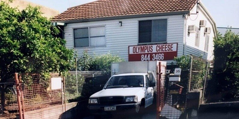 original olympus cheese factory west end