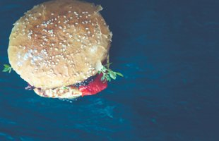 mushroom and halloumi burger with olympus halloumi