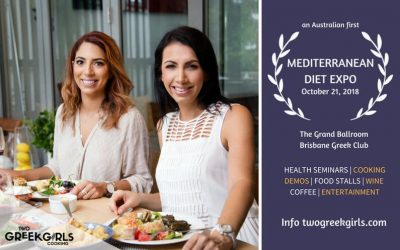 Join Olympus Cheese at the Mediterranean Diet Expo