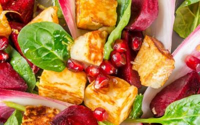 5 Halloumi Salad Combos You Need to Try