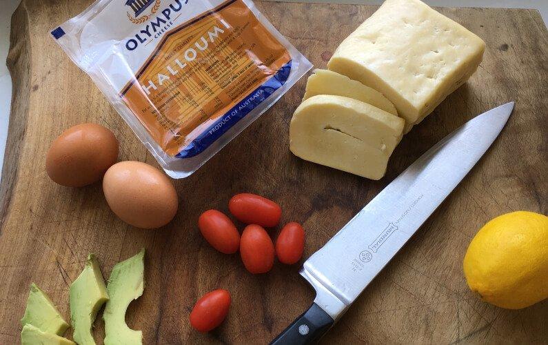 5 Halloumi Cheese Keto Meal Ideas
