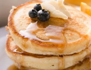 buttermilk ricotta pancakes