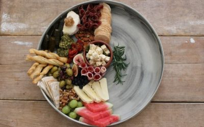 Creating an Insta-Worthy Cheese Platter