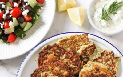 Easy Greek Recipes with Olympus Cheese and Yoghurt