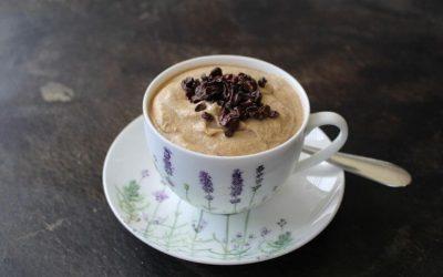 Creamy Ricotta Coffee Mousse